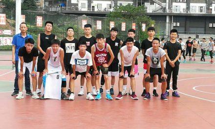 热血青春   激情篮球