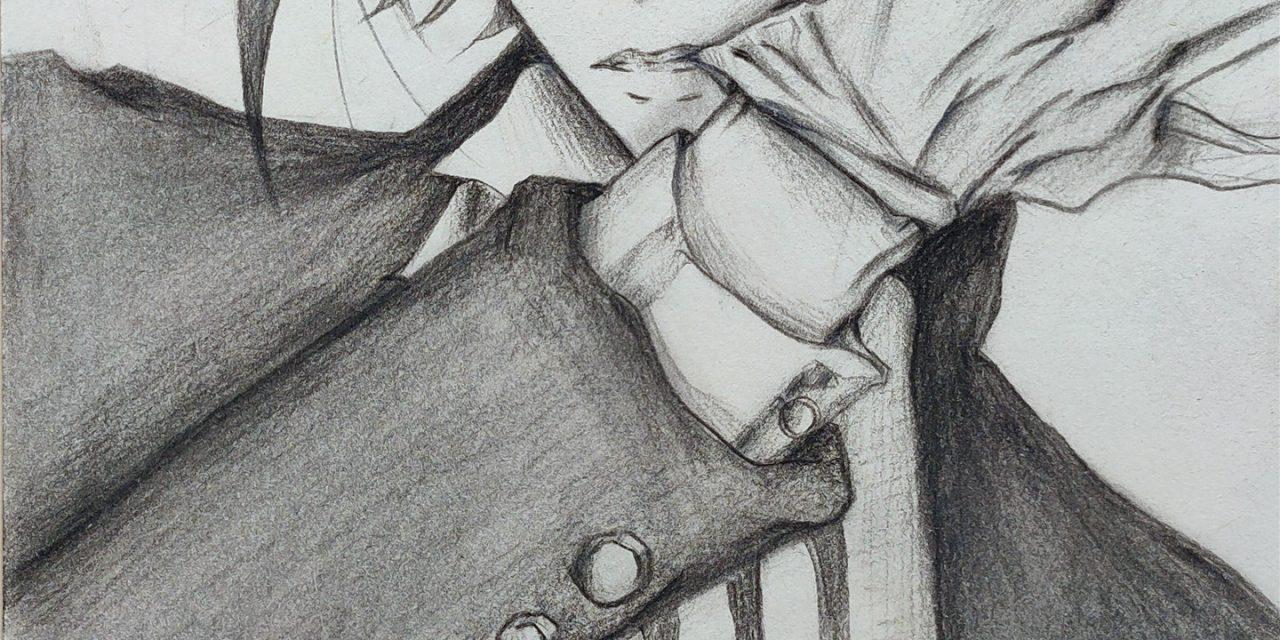 书画缤纷•舞动青春