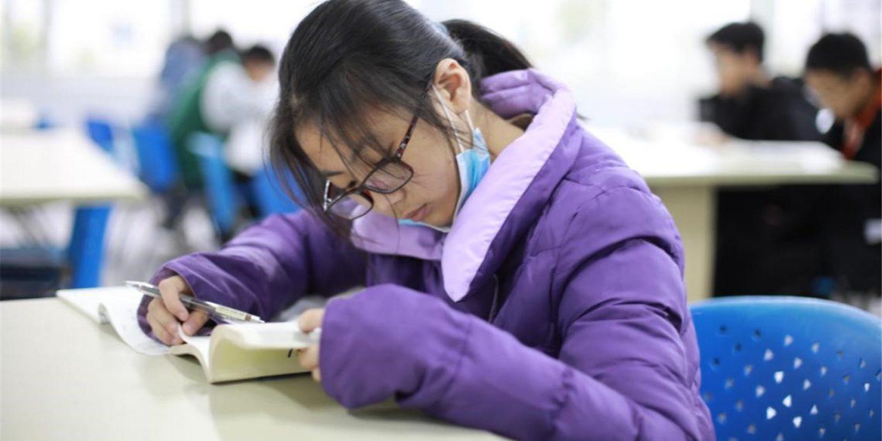 四川省西充中学《最是书香能致远》读书活动